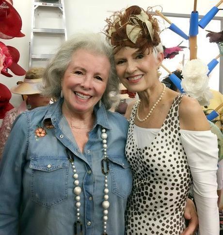 fabulous bloggers Sandra and Judith
