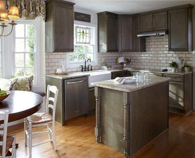 Kitchen upgrades five design ideas for your small for Upgraded kitchen ideas