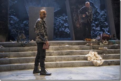 Review: Julius Caesar (Writers Theatre)