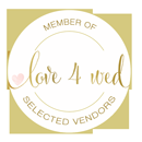 Member of Love4Wed Selected Vendors