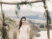 Earth Fire. Wildly Romantic Wedding Inspiration
