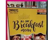 Breakfast Smokey's, Khan Market