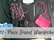 12-Piece Travel Wardrobe: Japan