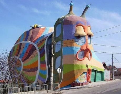 Snail House, Sofia