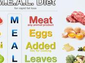 M.E.A.L. Diet World's Best Ultra-Rapid Loss?