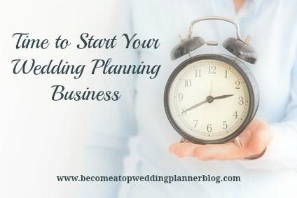 Starting a Wedding Planning Business