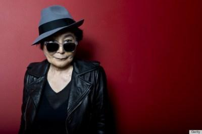 LONDON, ENGLAND - JUNE 22:  (EXCLUSIVE COVERAGE) Yoko Ono introduces a special screening of 'GasLand' as part of the BFI Screen Epiphanies series at BFI Southbank on June 22, 2013 in London, England.  (Photo by Ben A. Pruchnie/Getty Images)