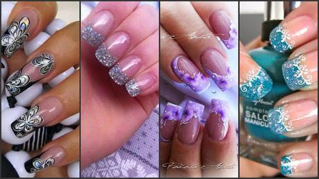 Nail Art Design Ideas How To Paint Your Tiny Canvas Paperblog