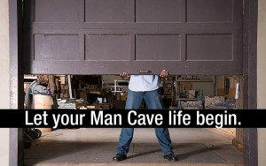 Man Cave Mania: Your Next Heating Unit!