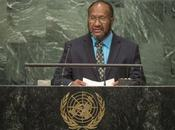Prime Minister Salwai Raises Decolonisation Pacific, Climate Change Address General Assembly