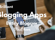 Blogging Apps: Brilliant Apps Every Blogger Must Have [Android].