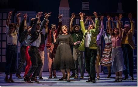 Review: Wonderful Town (Goodman Theatre)