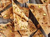 Frozen Pumpkin Spice Yogurt Bark