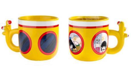 Beatles Heat Changing Mug