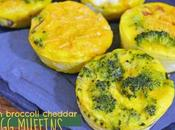 Bacon Broccoli Cheddar Muffins (dairy Free, Gluten Paleo Option)