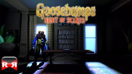 Image result for Goosebumps Night of Scares apk