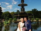 James Cat's Belvedere Castle Terrace Wedding
