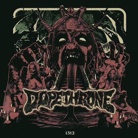 Canadian sludge dealers DOPETHRONE release free new EP