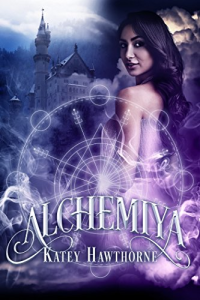 Holly reviews Alchemiya by Katey Hawthorne