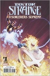 Doctor Strange and The Sorcerers Supreme #1 Cover - Campbell Champions Variant