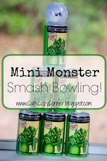 Mini Monster Smash Bowling!