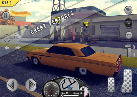 Amazing Taxi Sim 1976 0.4 APK