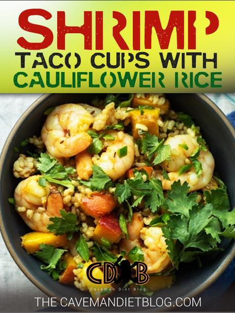 Paleo Lunch Ideas Shrimp Taco Bowl Paperblog