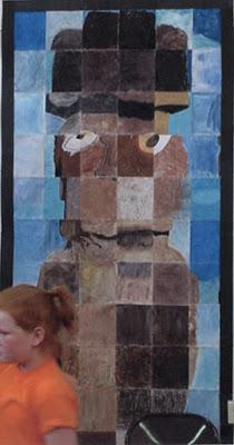 Project: Easter Island Mural