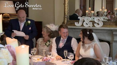 father of the bride speech during wedding at liverpool racquet club