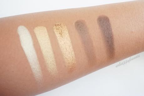 Unzipped Gold Eyeshadow Palette by Lorac #4