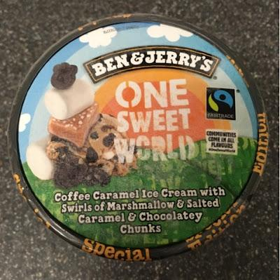 Today's Review: Ben & Jerry's One Sweet World