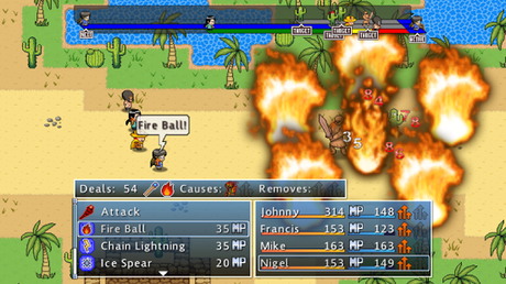 Doom & Destiny Advanced- screenshot thumbnail