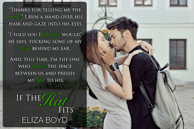 If the Hat Fits by Eliza Boyd Release Day!