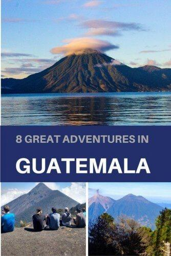 8 Great Adventures to Try in Guatemala