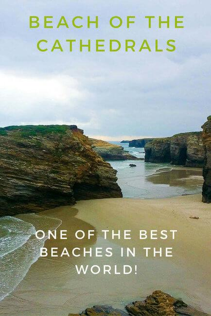 Beach of the Cathedrals: One of the Best Beaches in the World!