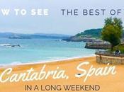 Best Cantabria, Spain Long Weekend