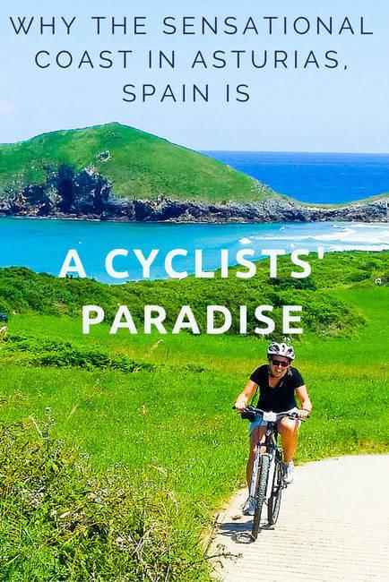 Why the Sensational Coast in Asturias, Spain is a Cyclists' Paradise
