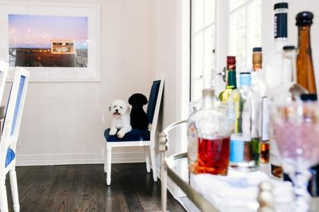 Amy Havins shares photos of her dining room in her house.