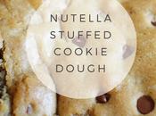 Recipe: Nutella-Stuffed Cookie Dough Cake