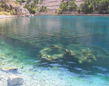 Jablanac Shipwreck, Jablanac
