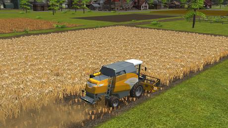Farming Simulator 16- screenshot