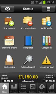 My Budget Book - screenshot thumbnail