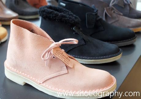 Clarks Fall 2016 Women's Footwear Collection