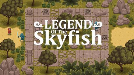 Image result for Legend of the Skyfish apk