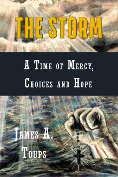 Fabulous 5* review for The Storm by James Toups