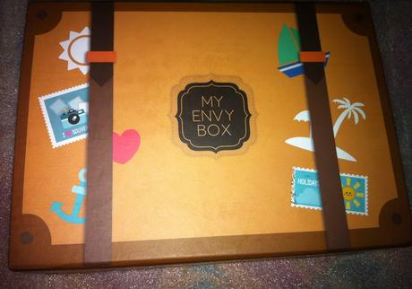 My Envy Box September 2016 Unboxing Review