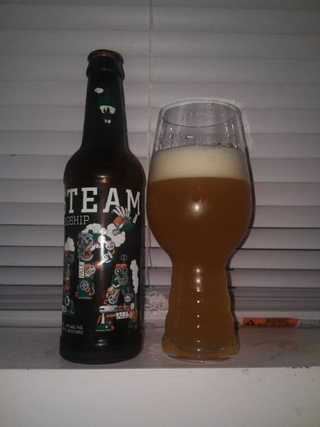 Flagship IPA – Steamworks Brewing