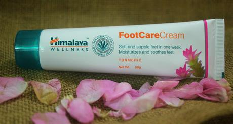Himalaya Wellness Foot Care Cream for Dry And Cracked Heels Review