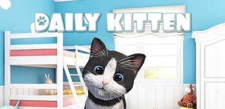 Daily Kitten virtual cat pet