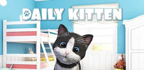 Daily Kitten virtual cat pet